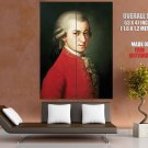 Wolfgang Amadeus Mozart Painting HUGE GIANT Print Poster