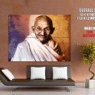 Mahatma Gandhi Drawing Huge Giant Print Poster
