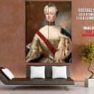 Catherine The Great Portrait Painting HUGE GIANT Print Poster