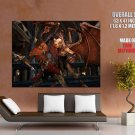 Castlevania Lords Of Shadow 2 Video Game HUGE GIANT Print Poster