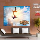 Bioshock Infinite Art Video Game HUGE GIANT Print Poster