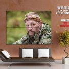 Dave Cantebury Dual Survival TV Show HUGE GIANT Print Poster