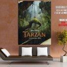 Tarzan Walt Disney Animated Film HUGE GIANT Print Poster
