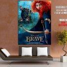 Brave 2012 Pixar Animation Movie HUGE GIANT Print Poster