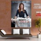 Body Of Proof Dana Delany Tv Series Huge Giant Print Poster