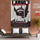 Argo 2012 Movie Art Ben Affleck HUGE GIANT Print Poster