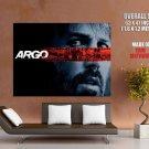 Argo 2012 Movie Ben Affleck Huge Giant Print Poster