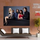 Leverage TV Series Cast Characters HUGE GIANT Print Poster