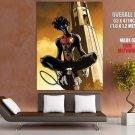 Nightcrawler X Men Marvel Comics Art HUGE GIANT Print Poster