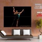 Ballet Dancers Huge Giant Print Poster