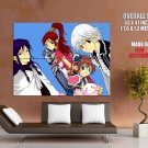 1 2 Prince Taiwanese Novel Anime Art HUGE GIANT Print Poster