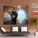 Jack Bauer 24 Tv Series Huge Giant Print Poster
