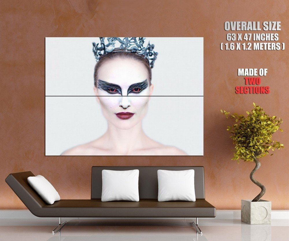 Black Swan Movie Huge Giant Print Poster