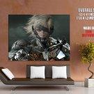 Metal Gear Rising Revengeance HUGE GIANT Print Poster