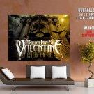 Bullet For My Valentine Scream Aim Fire HUGE GIANT Print Poster