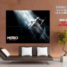 Metro Last Light Game Art Huge Giant Print Poster