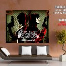 Bullet For My Valentine 4 Words Art HUGE GIANT Print Poster