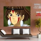 Princess Mononoke Anime Art HUGE GIANT Print Poster