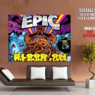 Blood On The Dance Floor Epic Art HUGE GIANT Print Poster