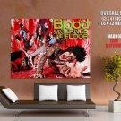 Blood On The Dance Floor Music HUGE GIANT Print Poster