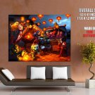 League Of Legends Video Game Art HUGE GIANT Print Poster