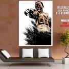 City Of God Movie Art Gun Huge Giant Print Poster