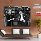 The Big Sleep Humphrey Bogart Movie HUGE GIANT Print Poster