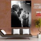 Casablanca Bergman Bogart Cameraman HUGE GIANT Print Poster