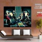 Battlestar Galactica TV Series HUGE GIANT Print Poster