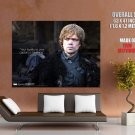 Game Of Thrones Tyrion Lannister TV Series HUGE GIANT Print Poster