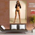 Danielle Lloyd Sexy Long Legs Hot Model HUGE GIANT Print Poster