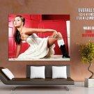 Carmen Electra Sexy Hot Model Huge Giant Print Poster