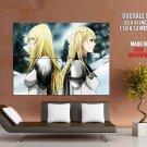 Claymore Kureimoa Manga Anime Art HUGE GIANT Print Poster