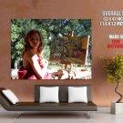 Rachel McAdams Hot Actress Topless HUGE GIANT Print Poster