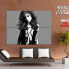 Michelle Trachtenberg Hot Actress BW HUGE GIANT Print Poster