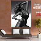 Kate Upton Hot Model Sexy Swimsuit Bw Huge Giant Print Poster