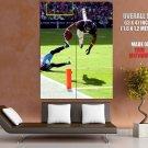 Arian Foster Houston Texans Nfl Sport Huge Giant Print Poster