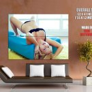Tancy Marie Sexy Body Hot Model Huge Giant Print Poster