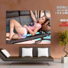 Natalia E Sexy Panties Lily C Hot Model Huge Giant Print Poster