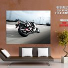 Yamaha Yzf R1 Sport Superbike Huge Giant Print Poster