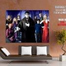 Dark Shadows Tim Burton Johnny Depp HUGE GIANT Print Poster