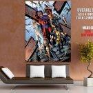 X Men Magneto Mutants Marvel Comics Art HUGE GIANT Print Poster