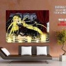 Freya Chobits Anime Art Huge Giant Print Poster