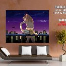 Neon Genesis Evangelion Asuka Langley Art HUGE GIANT Print Poster