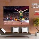 Oscar Pistorius South Africa Sport HUGE GIANT Print Poster