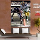 Aaron Rodgers Touchdown Packers Sport HUGE GIANT Print Poster