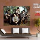 Mumford And Sons Folk Rock Indie Music HUGE GIANT Print Poster