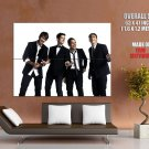 Big Time Rush Band Pop Rock Music Huge Giant Print Poster