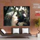 At St Walker Stormtroopers Star Wars Art Huge Giant Print Poster