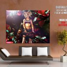 Lollipop Chainsaw Video Game Art HUGE GIANT Print Poster